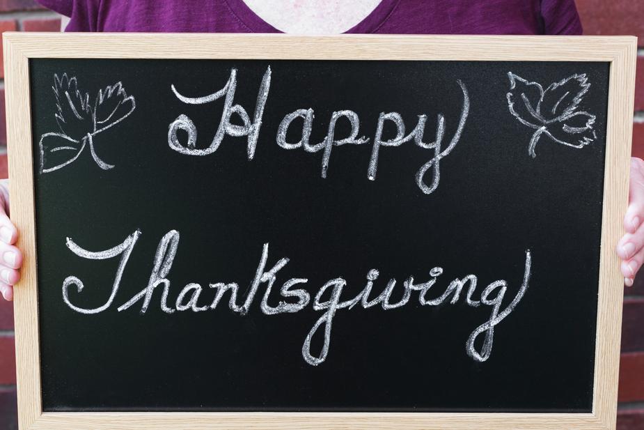 Thanksgiving by Sarah Pflug